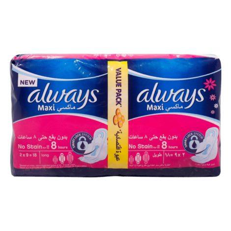 Always-Maxi-Fresh-Long-Sanitary-Pad-18pcs