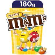 M&M Peanut Chocolate Pouch