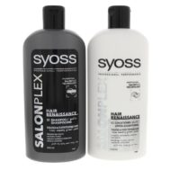 Syoss Shampoo 500ml + Conditioner 500ml
