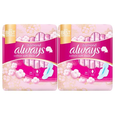 Always-Diamond pad