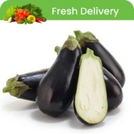 Supperkart Qatar online grocery store Eggplant 2