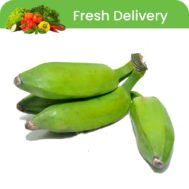 Supperkart Qatar online grocery store Green Banana 2