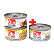 Supperkart Qatar online grocery store Ola Tuna Flakes Assorted