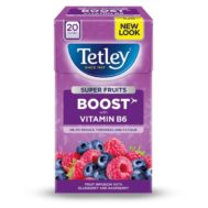 Tetley Flavoured Vitamin Tea