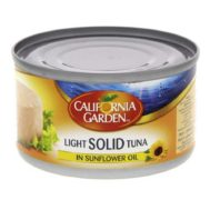 Supperkart Qatar online grocery store California Garden Light Meat Tuna in Oil 1