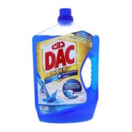 Supperkart Qatar online grocery store Dac Multi Purpose Disinfectant Ocean Breeze 3Litre