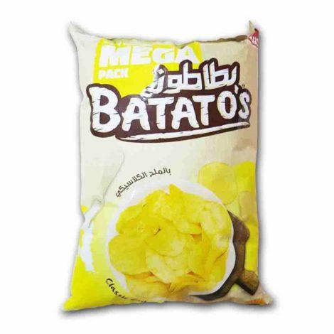 Mega pack Batato's Classic Salted