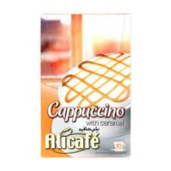 Alicafe power root cappuccino with caramel 10x20g
