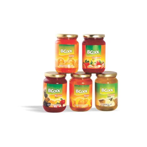 Bcool Fruit Jam