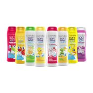 Supperkart Qatar online grocery store Cosmaline Soft Wave Kids Strawberry 2in1 Shampoo