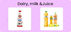 Supperkart Qatar online grocery store Dairy Milk Juice