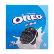 Oreo Biscuit Milk's favorite cookie