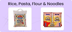 Supperkart Qatar offers RIce Pasta Flour Noodles