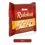Supperkart Qatar online grocery store Ulker Rulokat Wafer Rolls With Hazelnut Cream 24g