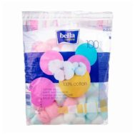 Supperkart Qatar online grocery store Bella Cotton Colour Balls 100Balls