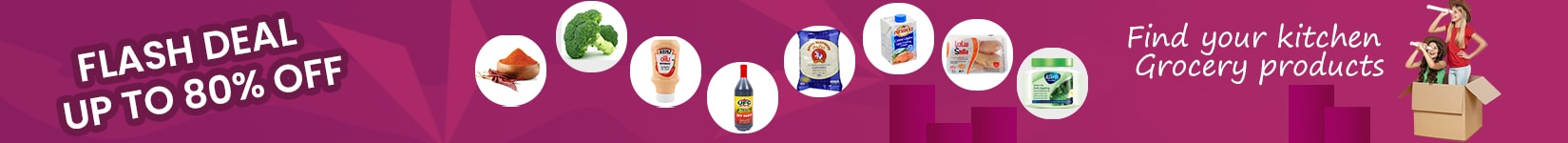Supperkart Qatar online grocery store flash deal