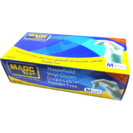 Maoc Disposable gloves powder free