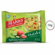 Mario Vegetable Noodles