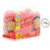 Mario instant shrimp Noodles