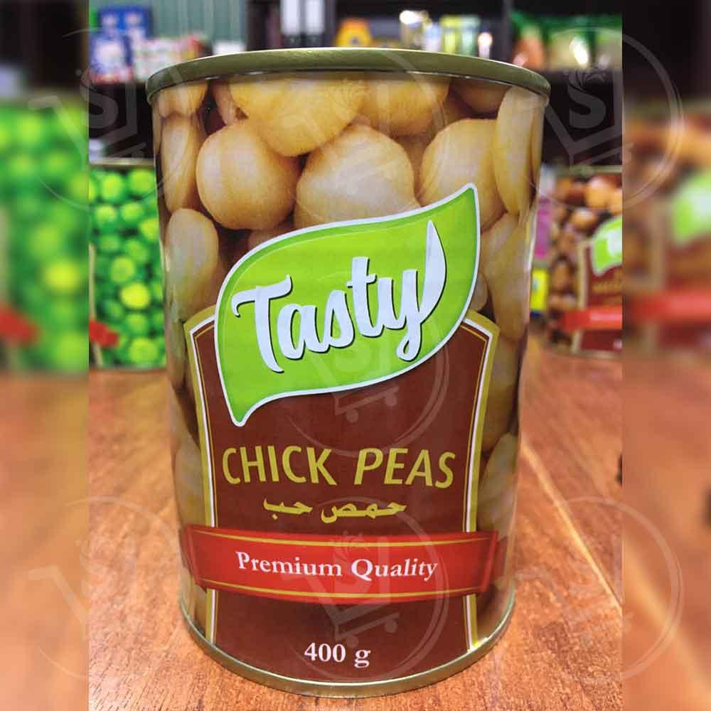 Tasty chick peas