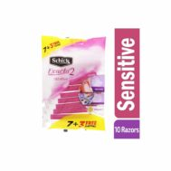 Supperkart Qatar offers schicks razor for women