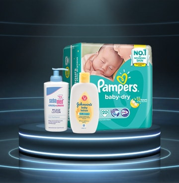 Supperkart Qatar online grocery store Baby care product