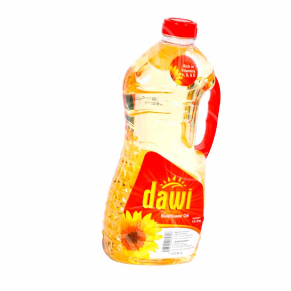 Supperkart Qatar online grocery store Dawi Sunflower Oil 1.8Ltr