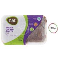 NAT Frozen Chicken Liver